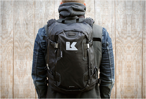 KRIEGA R20 MOTORCYCLE BACKPACK | Image