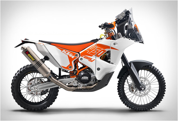 Ktm 450 Dakar Rally Replica Bike | Image