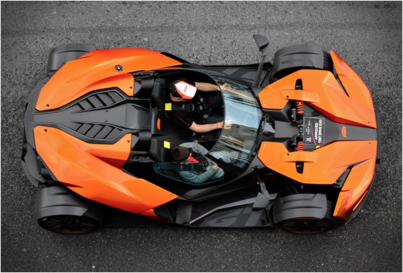 KTM X-BOW GT | Image