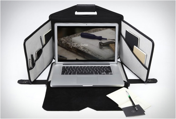 LA FONCTION NO 1 | MOBILE WORKSTATION | Image
