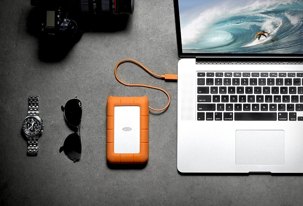 LACIE RUGGED RAID | Image
