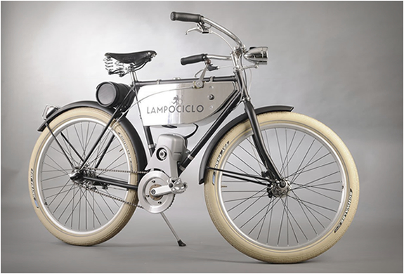 LAMPOCICLO ELECTRIC BICYCLES | Image