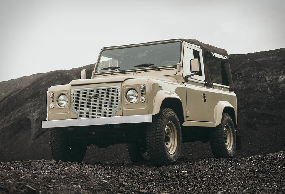LAND ROVER D90 HERITAGE | Image