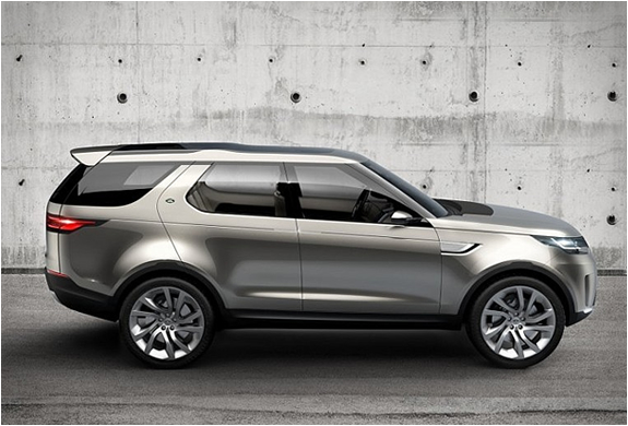LAND ROVER DISCOVERY VISION | Image