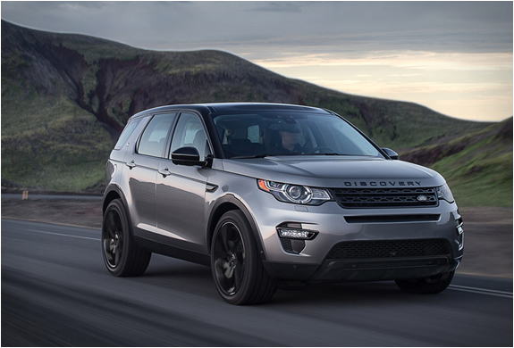 LAND ROVER DISCOVERY SPORT | Image