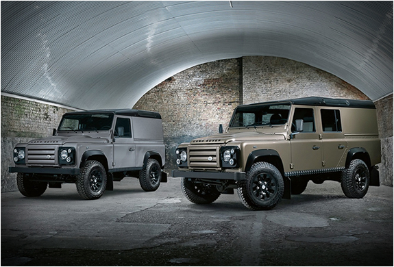 LAND ROVER DEFENDER XTECH SPECIAL EDITION | Image