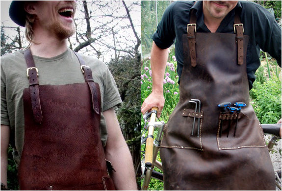 Leather Work Aprons | Image