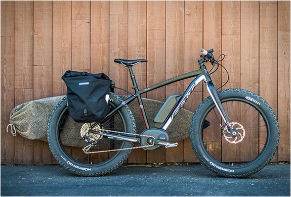 Lebowske Electric Fat Bike | Image