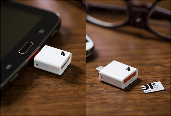 LEEF ACCESS MICROSD READER | Image