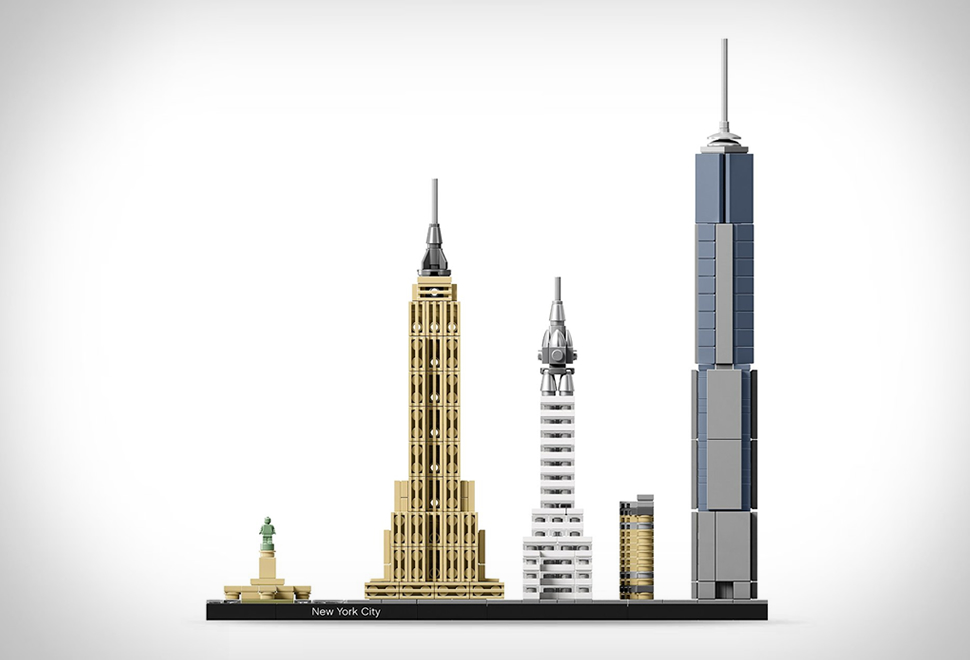 LEGO ARCHITECTURE SKYLINE COLLECTION | Image