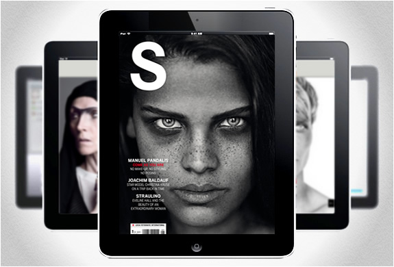 S-MAGAZINE APP | BY LEICA | Image