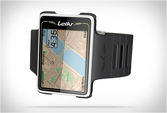 LEIKR | GPS SPORTS WATCH | Image