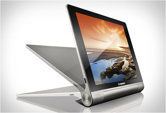 YOGA TABLET | BY LENOVO | Image