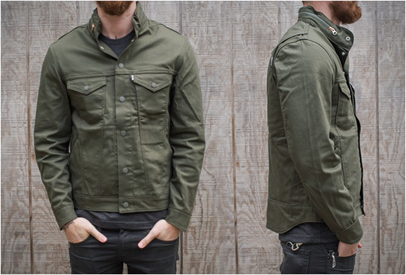 LEVIS COMMUTER TRUCKER JACKET | Image