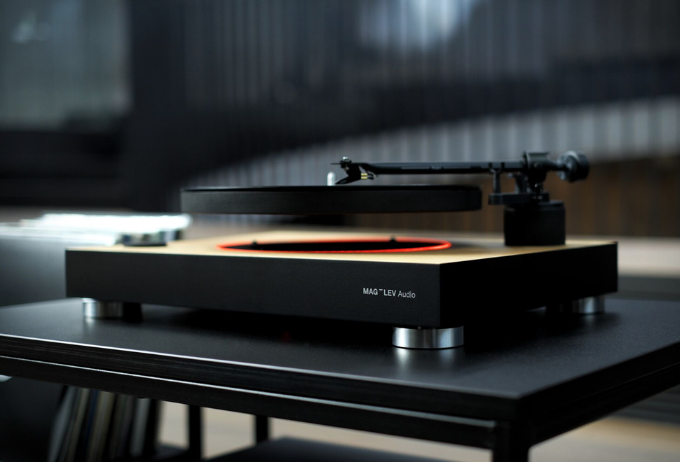 Levitating Turntable | Image