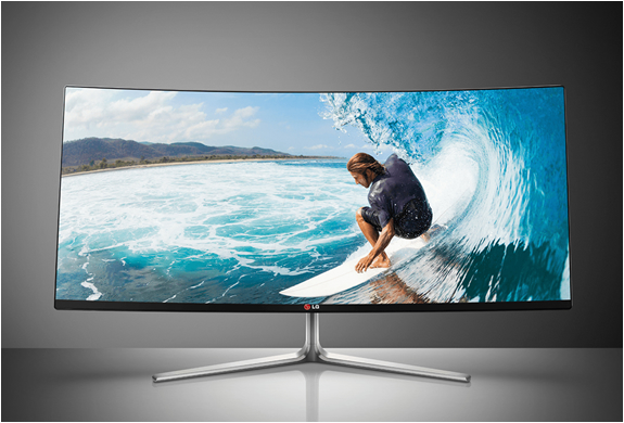 how to change constrate lg monitor