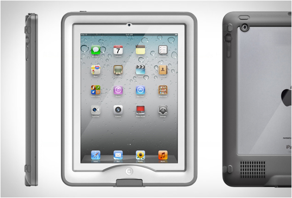 LIFEPROOF NUUD IPAD CASE | Image