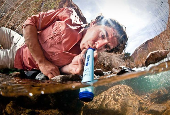 Lifestraw | Emergency Water Filter | Image