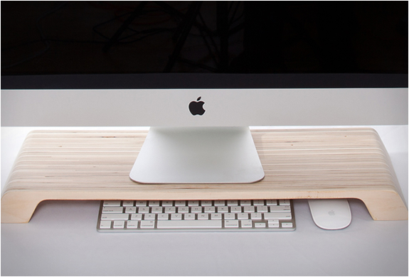 Lifta minimalist desk organizer - Lifta desk organizer ...