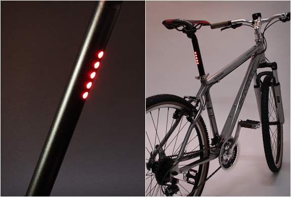 Lightskin Led Seat Post | Image