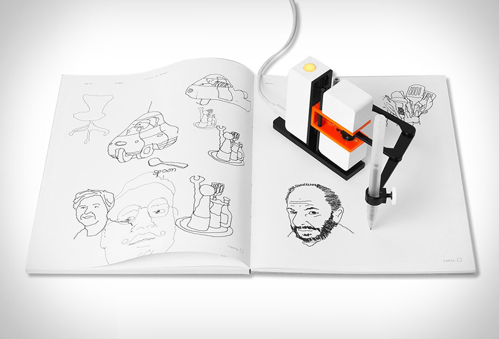 LINE-US ROBOT DRAWING ARM | Image