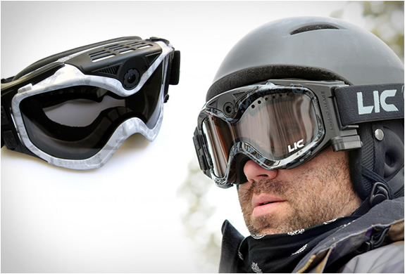 SUMMIT SERIES HD 1080P GOGGLES | BY LIQUID IMAGE | Image