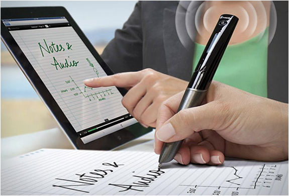 SKY WIFI DIGITAL SMARTPEN | BY LIVESCRIBE | Image