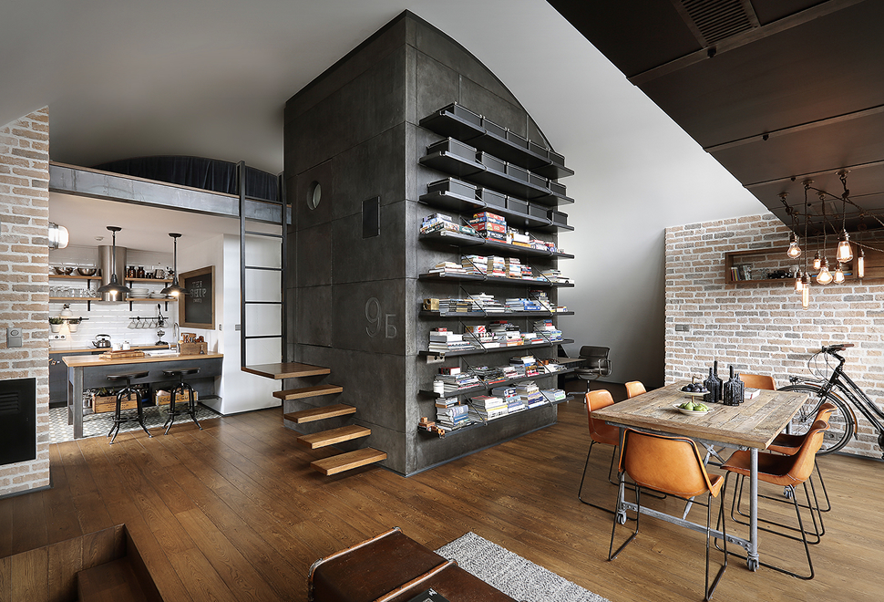 LOFT 9B APARTMENT | Image