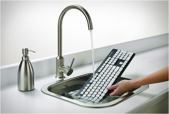 Washable Keyboard | By Logitech | Image