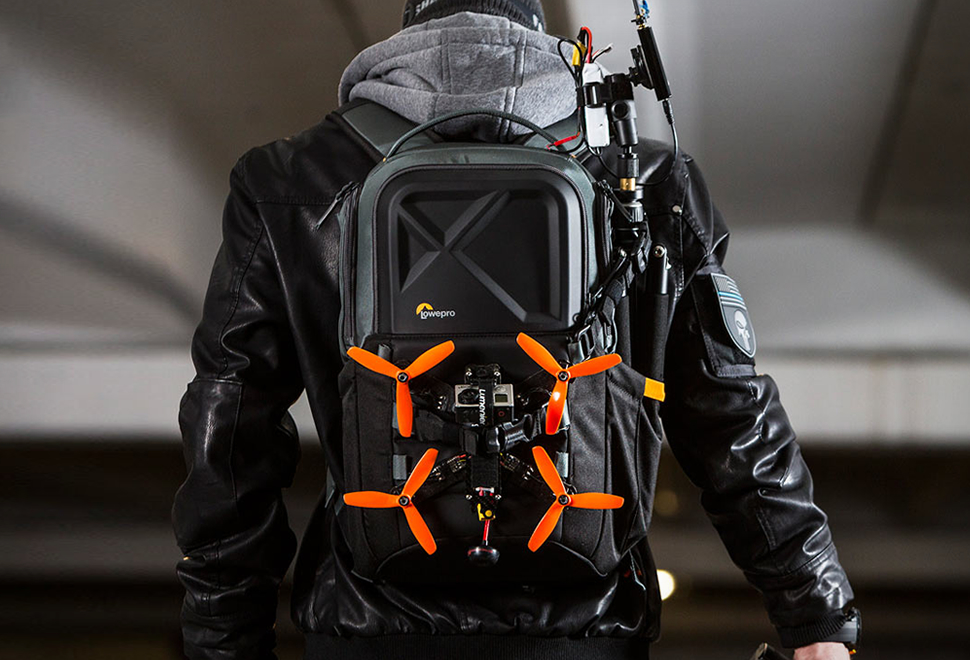 Lowepro Drone Backpacks | Image