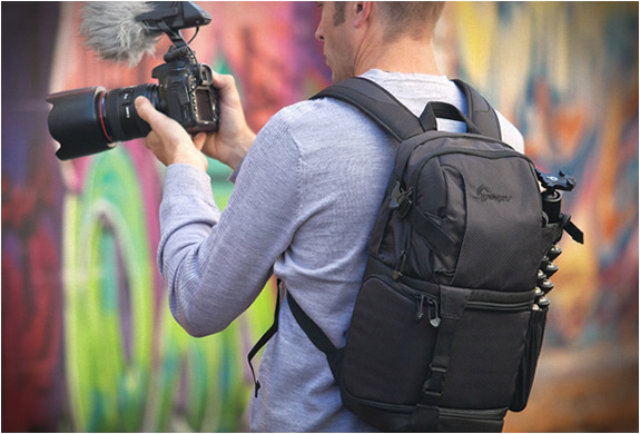 Dslr Video Fastpack 350 Aw | By Lowepro | Image