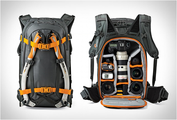Lowepro Whistler Backpack | Image
