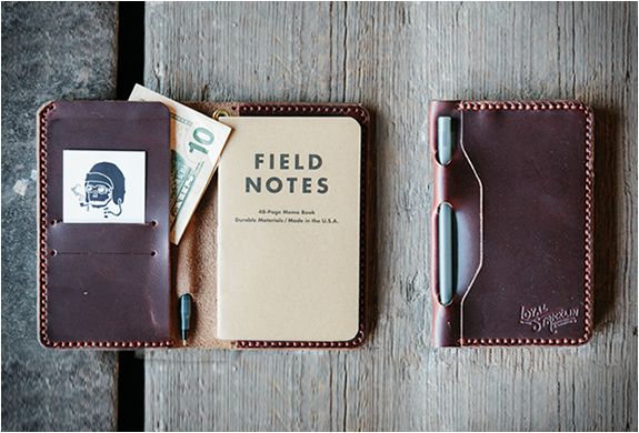 Loyal Travel Wallet | By Loyal Stricklin | Image