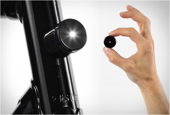 LUCETTA MAGNETIC BIKE LIGHTS | Image