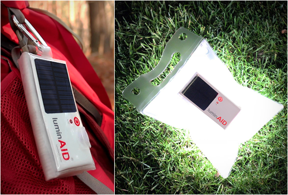 LUMINAID | INFLATABLE SOLAR LIGHT | Image