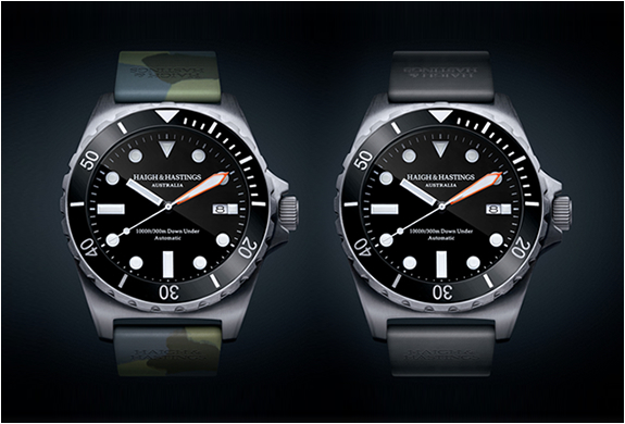 M2 DIVER | BY HAIGH & HASTINGS | Image