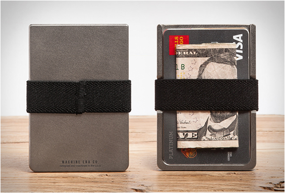 MACHINE ERA WALLET | Image