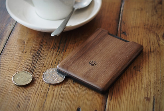 UNION WOOD WALLET | BY MADERA | Image
