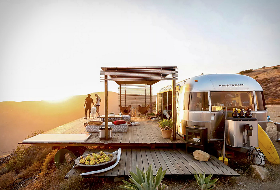 MALIBU DREAM AIRSTREAM | Image