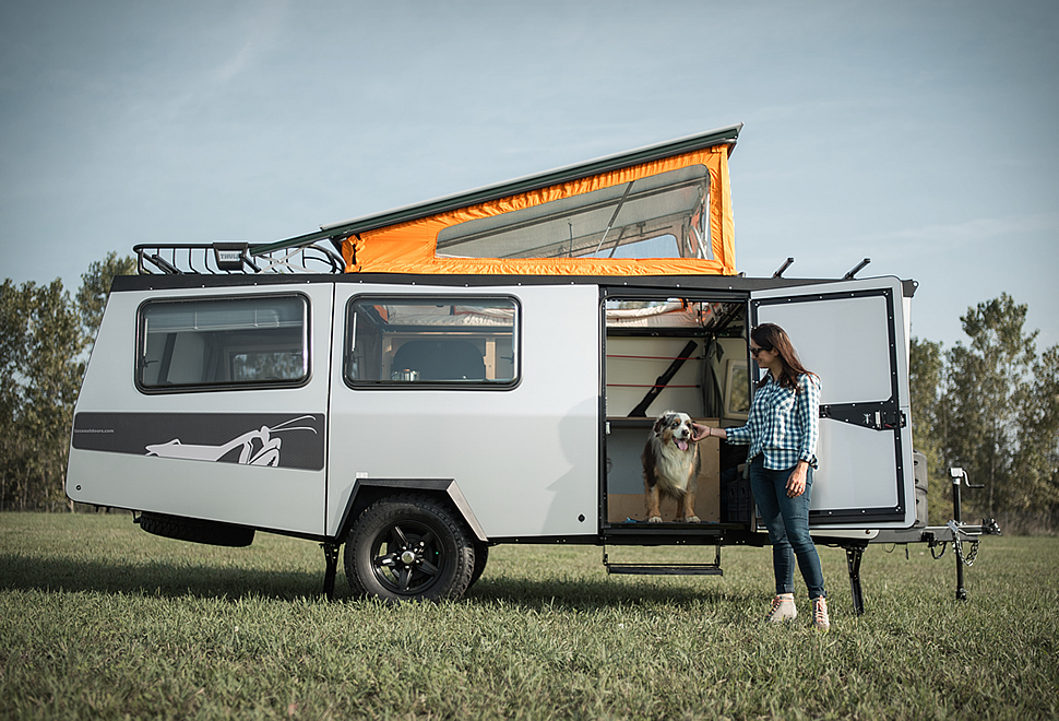 Mantis Adventure Camper | Image