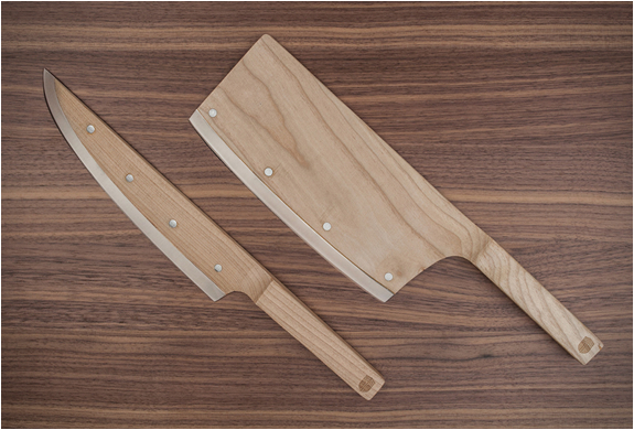 MAPLE SET KNIVES | Image