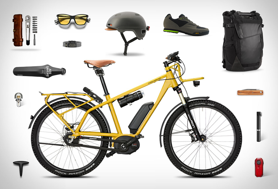 MARCH 2017 BIKE COMMUTER GEAR | Image