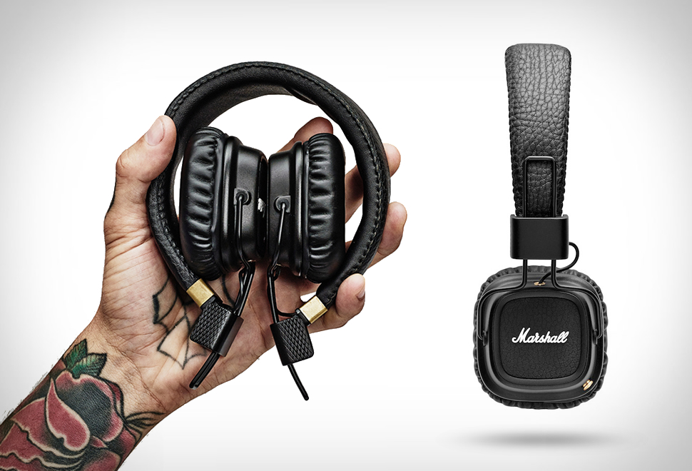 MARSHALL MAJOR II BLUETOOTH | Image