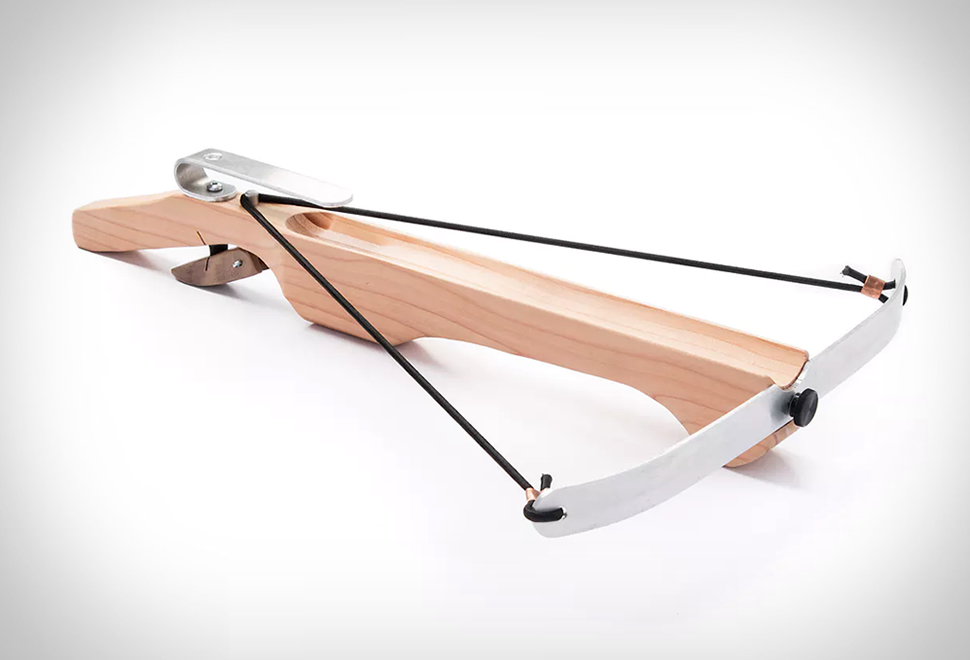 MARSHMALLOW CROSSBOW | Image