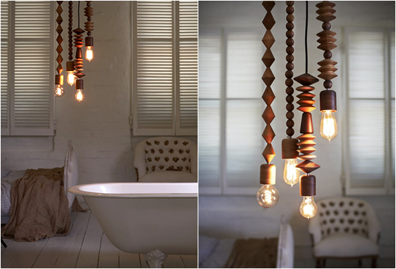 Pendant Lights | By Marz Designs | Image