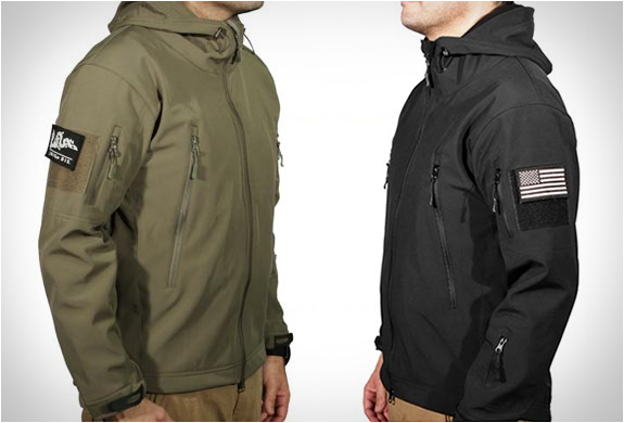 Samaritan Jacket | By Master & Commander | Image