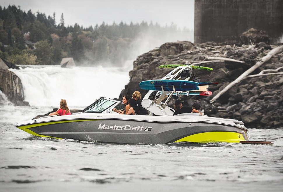 Mastercraft XT20 Powerboat | Image