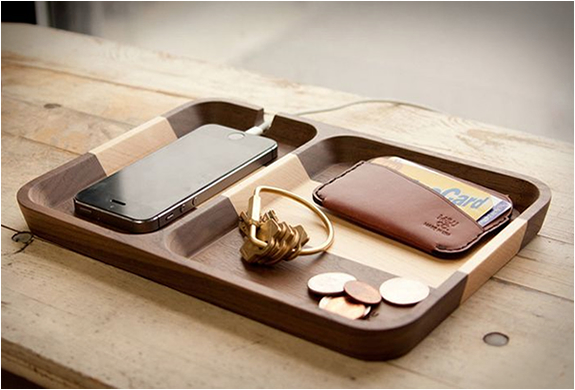 Edc Wooden Trays By Maxx Amp Unicorn Co