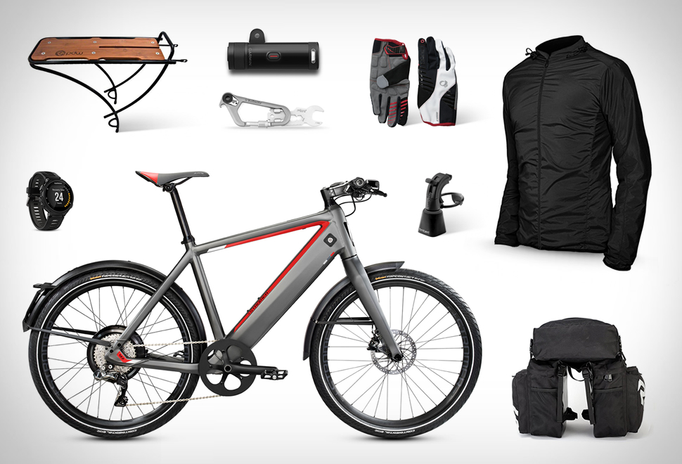MAY 2017 BIKE COMMUTER GEAR | Image