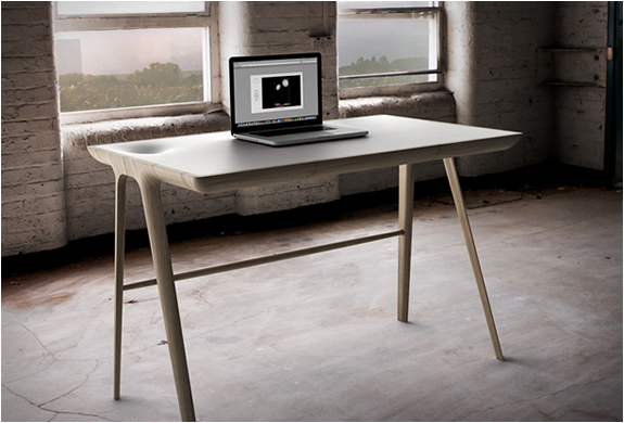 MAYA DESK | BY DARE STUDIO | Image